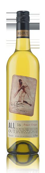 vin Berton All Out Pinot Grigio 2016 Pinot Grigio