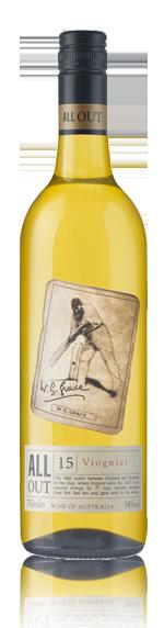 vin Berton All Out Viognier 2015 Viognier