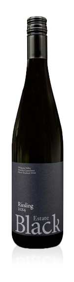 Black Estate Riesling 2013 Riesling