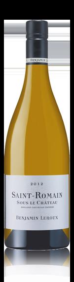 B Leroux St-Romain 'Sous Le Chateau' 2012 Chardonnay