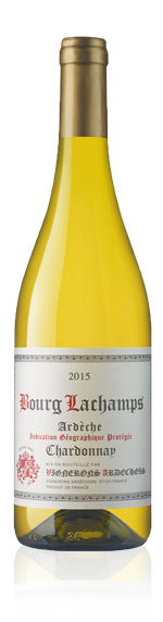 vin Bourg Lachamps Chardonnay Ardeche 2015 Chardonnay