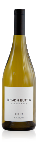 vin Bread & Butter Chardonnay 2014 Chardonnay