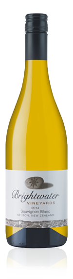 Brightwater Sauvignon Blanc 2014 Sauvignon Blanc