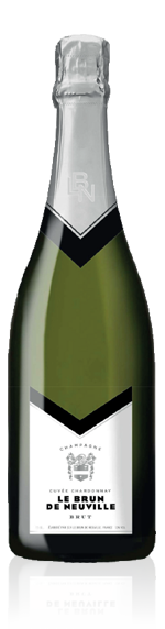 vin Brun De Neuville Cuvée Chardonnay Brut Nv Chardonnay