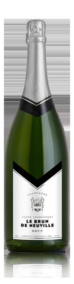 vin Brun De Neuville Cuvée Chardonnay Jeroboam Brut Nv Chardonnay