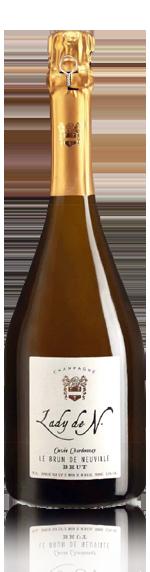 vin Brun De Neuville Lady N Chardonnay Nv Chardonnay