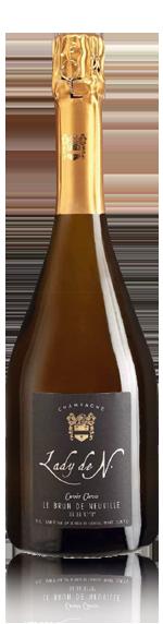 Brun De Neuville Lady N Clovis Brut Nv Pinot Noir