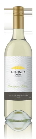 Buronga Hill Sauv Blanc 2015 Sauvignon Blanc