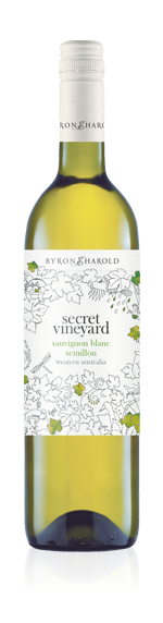 Byron & Harold Secret Vineyard Sbs 2016