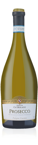 vin Ca' Bolani Prosecco Frizzante Nv (2016) Glera