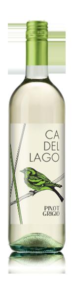 Ca' Del Lago Pinot Grigio Terre Siciliane 2015