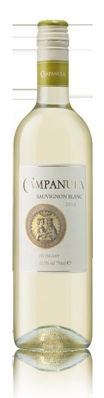 Campanula Sauvignon Blanc 2014 Sauvignon Blanc