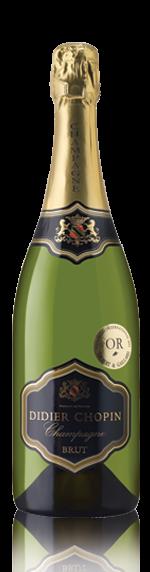 Champagne Didier Chopin Brut Nv