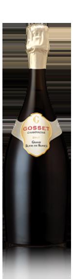 Champagne Gosset Champagne Grand Blanc De Blancs Brut Chardonnay