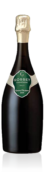 Champagne Gosset Champagne Grand Millesime Brut 2004 Chardonnay