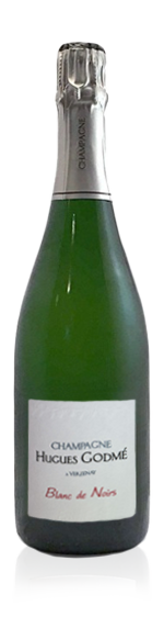 vin Champagne Hugues Godmé Blanc De Noirs Nv Pinot Noir