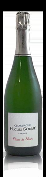 Champagne Hugues Godmé Blanc De Noirs Nv Pinot Noir