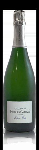 vin Champagne Hugues Godmé Extra Brut Nv Chardonnay