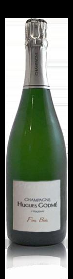 vin Champagne Hugues-Godmé Fins Bois Nv Pinot Noir