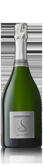 vin Champagne Janisson Brut Grand Cru NV Pinot Noir