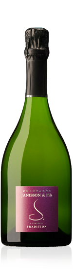 Champagne Janisson Brut Tradition NV Pinot Noir