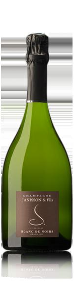 vin Champagne Janisson Grand Cru Blanc De Noir NV Pinot Noir