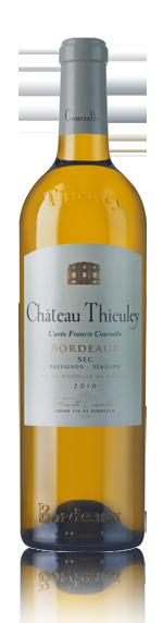 vin Château Thieuley Cuvee Francis Courselle 2010 Sémillon