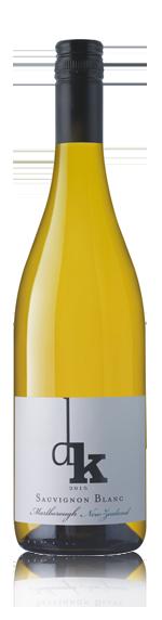 Dk Sauvignon Blanc 2015 Sauvignon Blanc