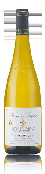 Dom Malet Touraine Res Alain Malet 2014 Sauvignon Blanc