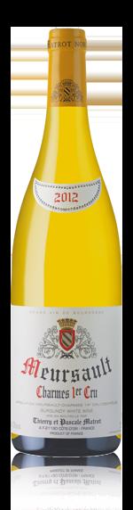 Dom Matrot Meursault Charmes 2012 Chardonnay