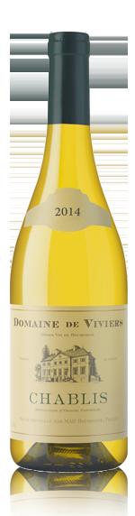 Domaine De Viviers Chablis 2014 Chardonnay
