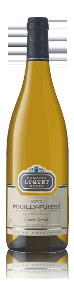 vin Domaine Luquet Cuvee Terroir Pouilly-Fuissé 2015 Chardonnay