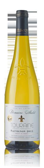 Domaine Malet Touraine Sauvignon Blanc 2015