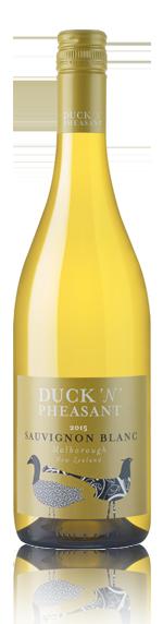 Duck 'N Pheasant Sauvignon Blanc 2015 Sauvignon Blanc