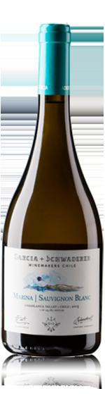 Garcia + Schwaderer Marina Sauvignon Blanc 2015