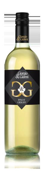 Giorgio & Gianni Pinot Grigio Pavia 2016