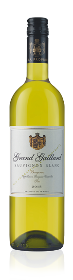 Grand Gaillard Sauv Aoc Bergerac 2015 Sauvignon Blanc