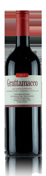Grattamacco Bolgheri Superiore 2013 Cabernet Sauvignon