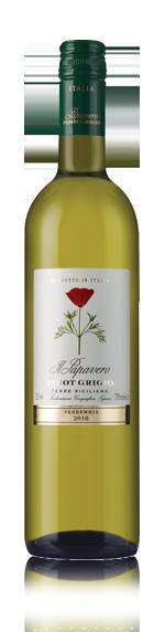 Il Papavero Pinot Grigio Igt 2016 Pinot Grigio