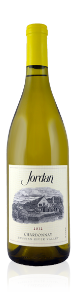 Jordan Vineyard Chardonnay 2012 Chardonnay