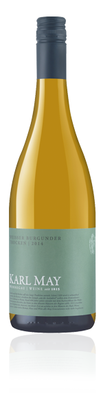 Karl May Weisburgunder 2014 Pinot Blanc