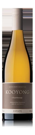 Kooyong Estate Chardonnay 2018 Chardonnay 100% Chardonnay Victoria