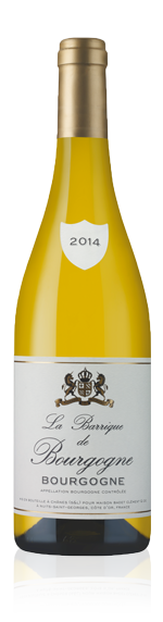 vin La Barrique De Bourgogne Blanc 2014 Chardonnay