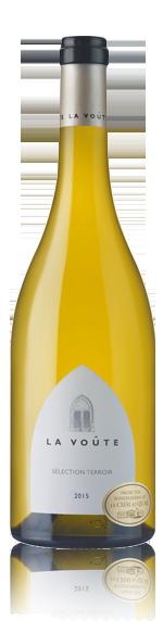 vin La Voute Vdf 2015 Chardonnay
