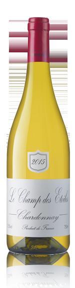 vin Le Champ Des Etoiles Chardonnay 2015 Chardonnay 100% Chardonnay Sydfrankrike