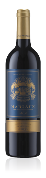 vin Le Grand Chai Margaux 2012 Oa Cabernet Sauvignon