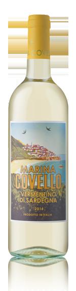Marina Covello 2014 Vermentino