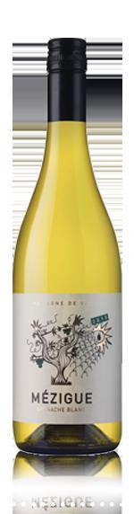 vin Mezigue Blanc Vdf 2015 Grenache Blanc