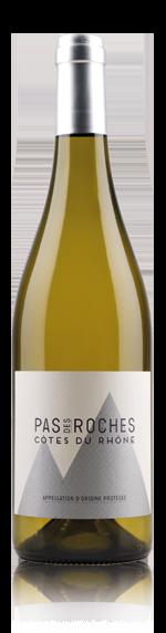 Pas Des Roches Côtes Du Rhône Blanc 2015 Grenache Blanc