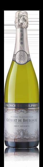 Prince De Dulphey Ac Crem Bourg Nv Chardonnay